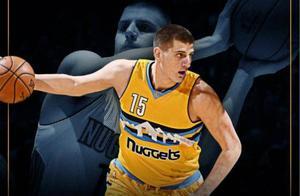 NBA联盟中现役六大中锋,这几人可算顶级中锋?