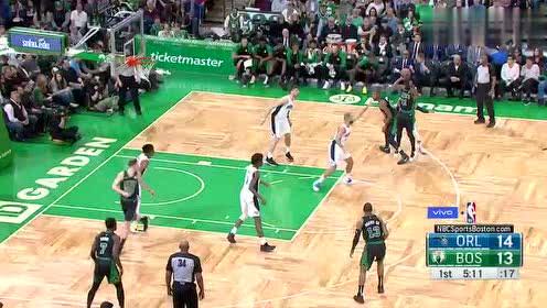 2019年04月08日NBA常规赛 魔术VS凯尔特人 全场录像回放视频