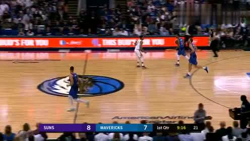 2019年04月10日NBA常规赛 太阳VS独行侠 全场录像回放视频