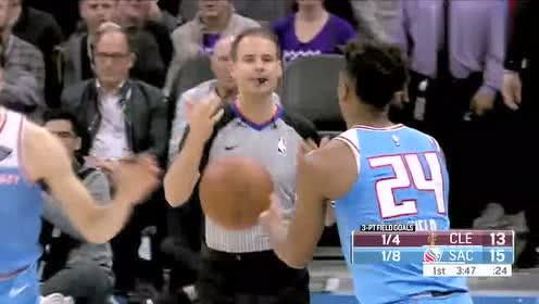 2019年04月05日NBA常规赛 骑士VS国王 全场录像回放视频