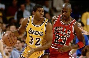 NBA历史上最出色的三人组,热火三巨头不在前三,第一无可争议