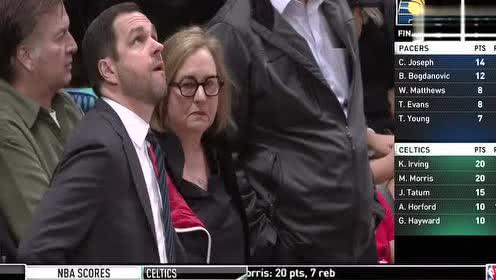 2019年04月15日NBA季后赛 雷霆VS开拓者 全场录像回放视频