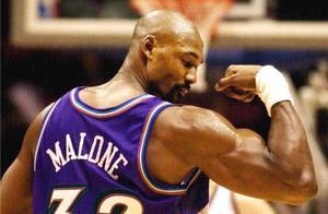 NBA五大卧推之王:魔兽上榜,詹姆斯未进前3,第1实至名归