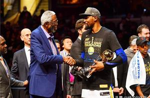 NBA历史十大小前锋,杜兰特第三,詹姆斯第一,伦纳德竟还不如他