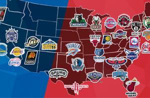 NBA最让球员讨厌的4大客场:丹佛海拔达1606米,和猛龙打还要出国