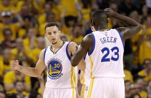 NBA西决G2 KD无法出战 水花兄弟能否延续势头