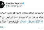 ESPN记者报道,即便湖人得到四号签,但是鹈鹕依旧无意将戴维斯交易至湖人。如何评价?