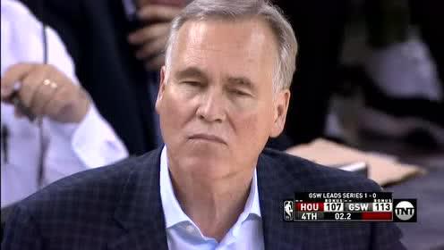 2019年05月01日NBA季后赛 火箭VS勇士 全场录像回放视频