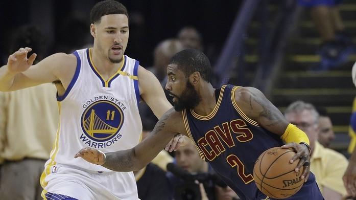 2017年NBA总决赛录像G1 骑士vs勇士 第一场 全场录像回放