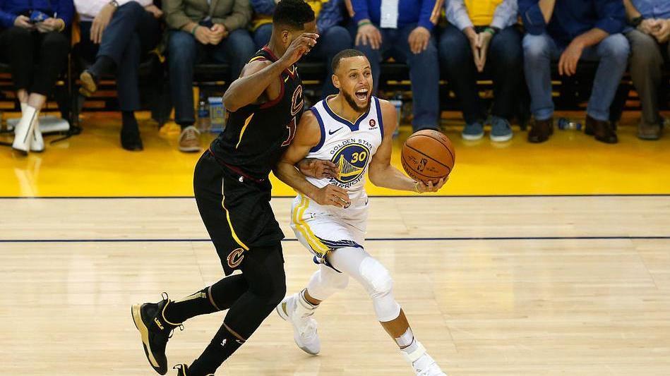 2018年NBA总决赛录像G1 骑士vs勇士 第一场 全场录像回放