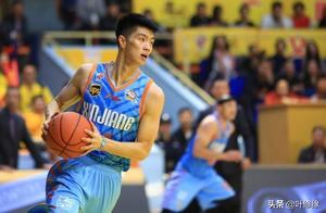 如果当年没有加盟新疆广汇男篮,王子瑞的职业生涯或许会更好