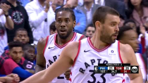 2019年05月08日NBA季后赛 76人VS猛龙 全场录像回放视频