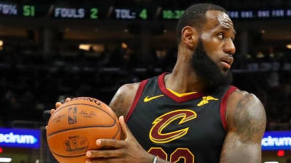 2018年NBA总决赛录像G4 骑士vs勇士 第四场 全场录像回放
