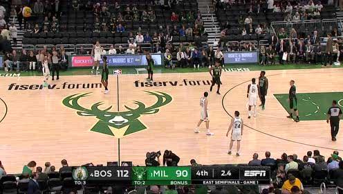 《NBA情报局》5月1日绿军vs雄鹿:字母哥盼复苏捍卫主场