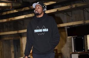 NBA球星杜兰特涉足耳机领域,投资纽约音响品牌Master & Dynamic