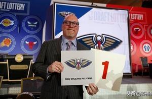 原来NBA运气最牛的,是大卫格里芬
