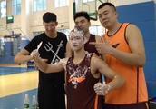 巅峰贺天举,巅峰韩德君,巅峰赵继伟能带领中国男篮横扫亚洲吗?