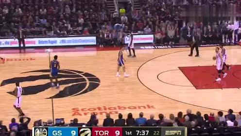 2019年NBA总决赛G1第一场 勇士VS猛龙 全场录像回放视频