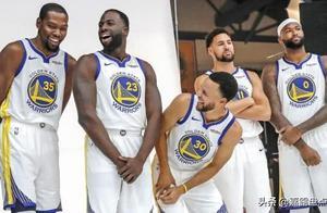 NBA队史阵容最强的5支球队:公牛第5,马刺第3,第1无争议