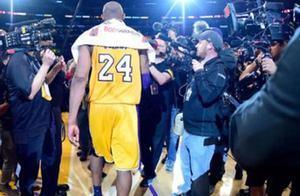 NBA三大完美退役战:科比60分仅第二,榜首把总冠军当退役礼物