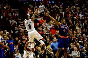 """人生NBA:利拉德""""倔强""""的执着,在质疑中成长,终获4年1.91亿"""