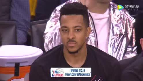 2019年NBA西部决赛G2第二场 勇士VS开拓者 全场录像回放视频