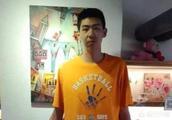 广东青年队徐昕,身高超过2.17米,天赋异禀的他有望接班易建联吗?