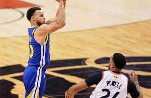 真相大白,NBA官方确认,68秒裁判帮猛龙多拿3分,勇士再遭针对