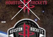 NBA火箭队跟风CBA更换新队标,新队标是否更好看了?