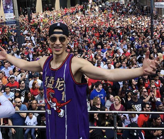 """体育在线林书豪""""躺赢""""的背后,是篮球世界的"""