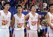 当年广东篮球队的4,6,7,8,9号到底有多强?