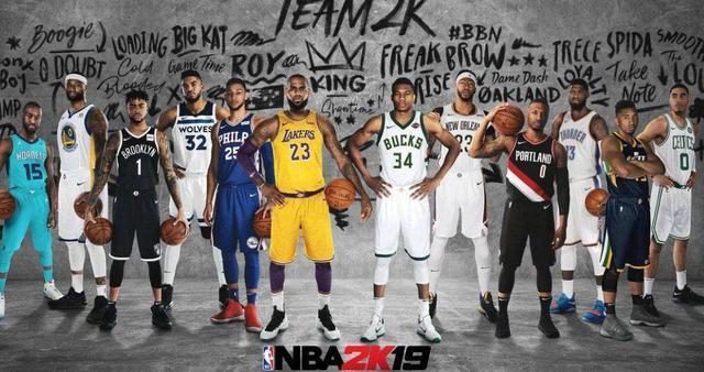 波盈体育9月发售?NBA2K20封面人物流出,玩家:换