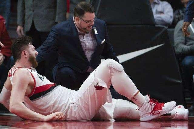 吉林体育学院NBA球星受伤的瞬间!科比两度让人