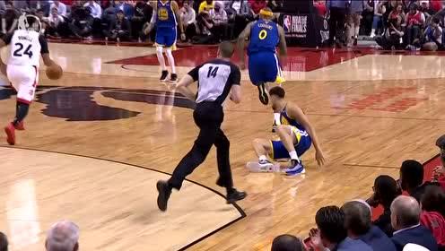 汤普森快速伤情报告 疑为大腿内侧拉伤