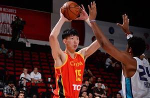 男篮赢球不值吹嘘,NBA夏季联赛首胜意义重大,郭艾伦功不可没