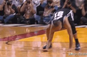 这十次让人落泪的NBA瞬间,总有一个你看哭过