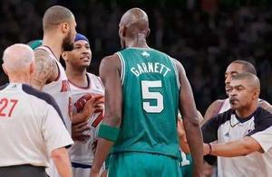 NBA中的5句嚣张的垃圾话,每一句都可以让对手抓狂