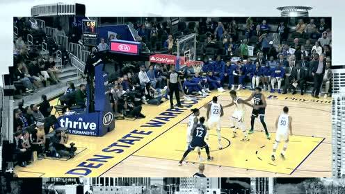 [原声回放]NBA季前赛:马卡比vs森林狼 第1节
