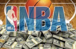 失去国内市场NBA球员工资将下降2成,巨星影响小,中产球员最悲剧