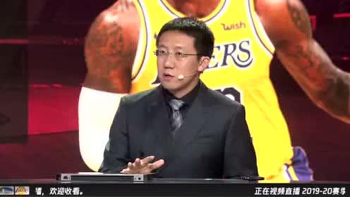 2019年10月17日NBA季前赛 勇士VS湖人 全场录像回放视频