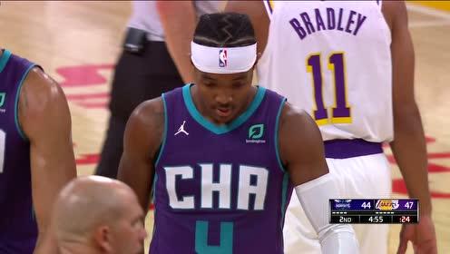 2019年10月28日NBA常规赛 黄蜂VS湖人 全场录像回放视频