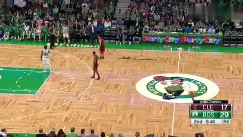 2019年10月14日NBA季前赛 骑士VS凯尔特人 全场录像回放视频