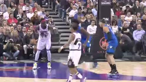2019年10月29日NBA常规赛 魔术VS猛龙 全场录像回放视频