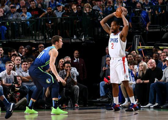 NBA大结局了?伦纳德和乔治联手未尝败绩,候补每场还能得50多分