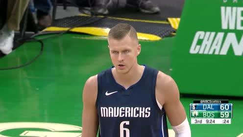 2019年11月12日NBA常规赛 独行侠VS凯尔特人 全场录像回放视频