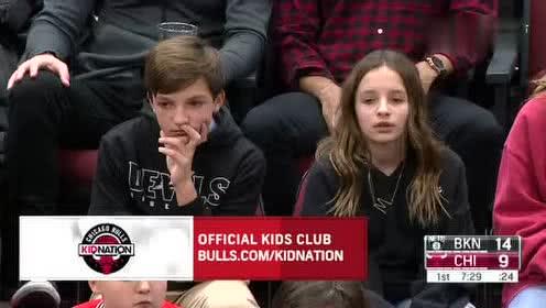 2019年11月17日NBA常规赛 篮网VS公牛 全场录像回放视频