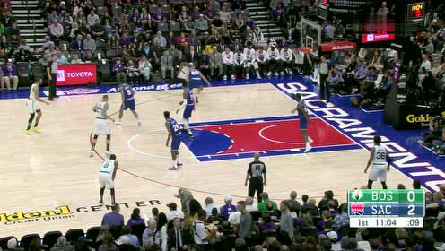 2019年11月18日NBA常规赛 凯尔特人VS国王 全场录像回放视频