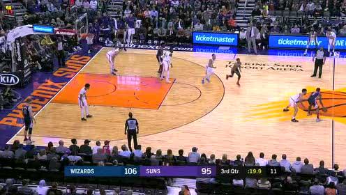 2019年11月28日NBA常规赛 奇才VS太阳 全场录像回放视频