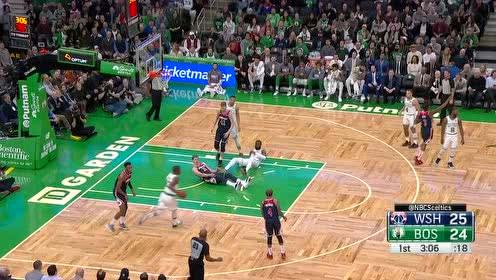 2019年11月14日NBA常规赛 奇才VS凯尔特人 全场录像回放视频