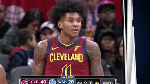 2019年11月09日NBA常规赛 骑士VS奇才 全场录像回放视频